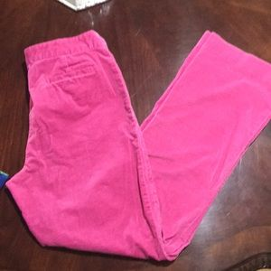 Light weight corduroy pants Lilly P